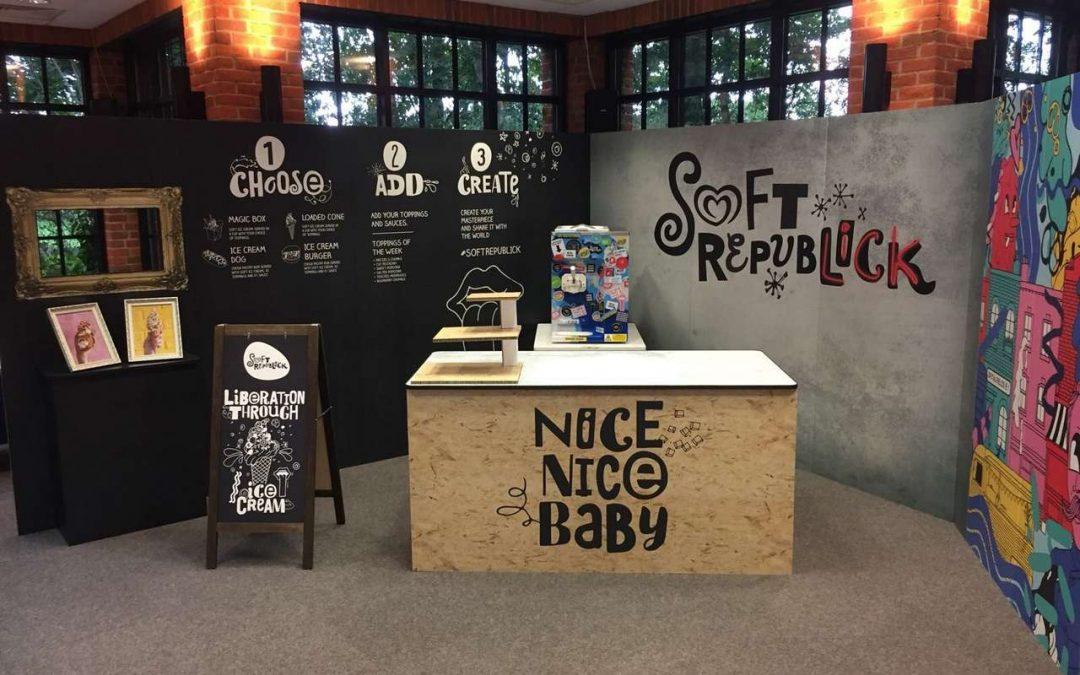 Walls Ice Cream Soft Republick Launch